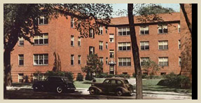 1930's - Fair Oaks Apartments Minneapolis, MN